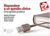 cover raccolta monografica: Rispondere a un quesito clinico