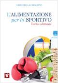 cover raccolta monografica: L'alimentazione per lo sportivo